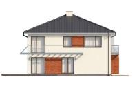 Проект дома из СИП панелей Сиэтл - МосСипСтрой (изображение 5)