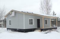 Проект дома из СИП панелей Старт - МосСипСтрой (изображение 23)