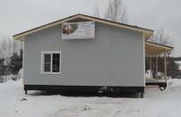 Проект дома из СИП панелей Старт - МосСипСтрой (изображение 24)