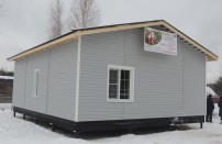 Проект дома из СИП панелей Старт - МосСипСтрой (изображение 25)