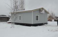 Проект дома из СИП панелей Старт - МосСипСтрой (изображение 27)