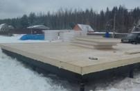 Проект дома из СИП панелей Старт - МосСипСтрой (изображение 7)
