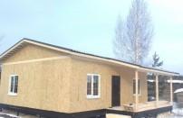 Проект дома из СИП панелей Старт - МосСипСтрой (изображение 12)