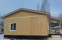 Проект дома из СИП панелей Старт - МосСипСтрой (изображение 13)