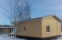 Проект дома из СИП панелей Старт - МосСипСтрой (изображение 14)