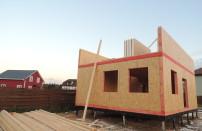 Проект дома из СИП панелей Екатерина - МосСипСтрой (изображение 12)