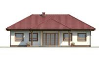 Проект дома из СИП панелей Хьюстон - МосСипСтрой (изображение 3)