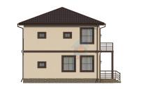 Проект дома из СИП панелей Империя - МосСипСтрой (изображение 7)