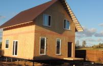 Проект дома из СИП панелей Екатерина - МосСипСтрой (изображение 22)