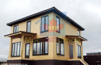 Проект дома из СИП панелей Империя1 - МосСипСтрой (изображение 24)