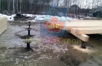 Проект дома из СИП панелей Купол - МосСипСтрой (изображение 3)