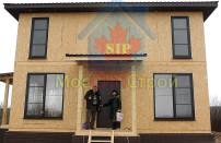 Проект дома из СИП панелей Империя1 - МосСипСтрой (изображение 25)