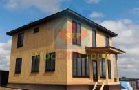 Проект дома из СИП панелей Империя1 - МосСипСтрой (изображение 27)