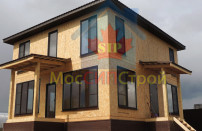 Проект дома из СИП панелей Империя - МосСипСтрой (изображение 28)