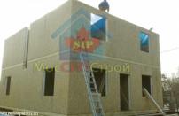 Проект дома из СИП панелей Елена - МосСипСтрой (изображение 8)