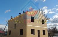 Проект дома из СИП панелей Елена - МосСипСтрой (изображение 9)