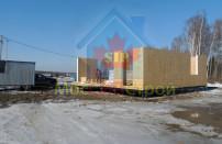 Проект дома из СИП панелей Купол - МосСипСтрой (изображение 7)
