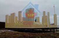 Проект дома из СИП панелей Империя1 - МосСипСтрой (изображение 11)