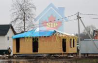 Проект дома из СИП панелей Купол - МосСипСтрой (изображение 9)
