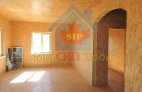 Проект дома из СИП панелей Елена - МосСипСтрой (изображение 16)