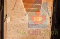 Проект дома из СИП панелей Елена - МосСипСтрой (изображение 19)
