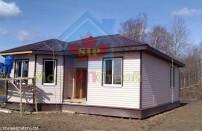 Проект дома из СИП панелей Купол - МосСипСтрой (изображение 12)