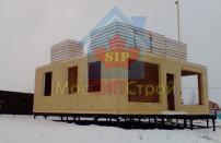Проект дома из СИП панелей Империя1 - МосСипСтрой (изображение 13)