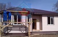 Проект дома из СИП панелей Купол - МосСипСтрой (изображение 13)