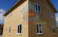 Проект дома из СИП панелей Елена - МосСипСтрой (изображение 20)