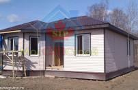 Проект дома из СИП панелей Купол - МосСипСтрой (изображение 14)
