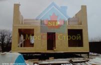 Проект дома из СИП панелей Империя - МосСипСтрой (изображение 14)