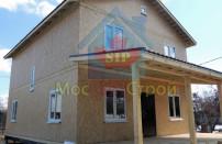 Проект дома из СИП панелей Елена - МосСипСтрой (изображение 22)