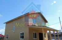 Проект дома из СИП панелей Елена - МосСипСтрой (изображение 23)