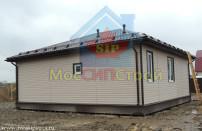 Проект дома из СИП панелей Купол - МосСипСтрой (изображение 15)