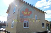 Проект дома из СИП панелей Елена - МосСипСтрой (изображение 24)