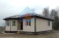 Проект дома из СИП панелей Купол - МосСипСтрой (изображение 18)