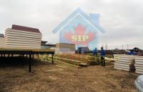 Проект дома из СИП панелей Империя2 - МосСипСтрой (изображение 5)