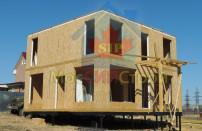 Проект дома из СИП панелей Империя2 - МосСипСтрой (изображение 6)