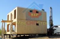 Проект дома из СИП панелей Империя2 - МосСипСтрой (изображение 7)