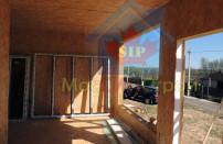 Проект дома из СИП панелей Империя - МосСипСтрой (изображение 8)