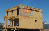 Проект дома из СИП панелей Империя2 - МосСипСтрой (изображение 10)