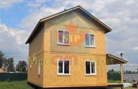 Проект дома из СИП панелей Винёво - МосСипСтрой (изображение 14)