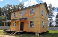 Проект дома из СИП панелей Винёво - МосСипСтрой (изображение 15)