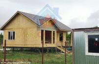 Проект дома из СИП панелей Лужок - МосСипСтрой (изображение 7)
