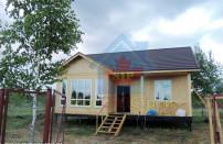 Проект дома из СИП панелей Лужок - МосСипСтрой (изображение 9)