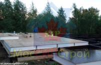 Проект дома из СИП панелей Дом на три хозяина - МосСипСтрой (изображение 8)