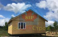 Проект дома из СИП панелей Лужок - МосСипСтрой (изображение 11)