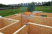 Проект дома из СИП панелей Винёво - МосСипСтрой (изображение 7)