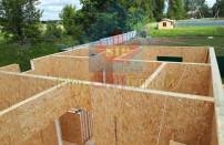Проект дома из СИП панелей Винёво - МосСипСтрой (изображение 8)