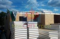 Проект дома из СИП панелей Дом на три семьи - МосСипСтрой (изображение 12)